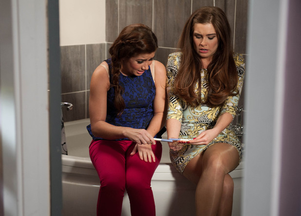 image Mitzeee from hollyoaks in the shower