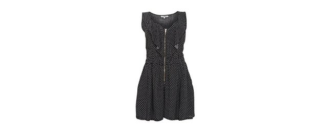 dotty playsuit £16.99 new look