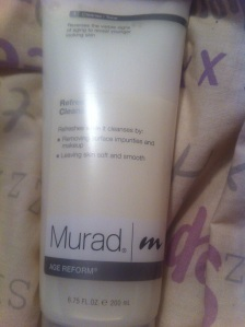 Murad Age Reform Cleanser